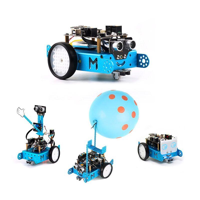 A programozható robot felnőtteknek is remek szórakozás
